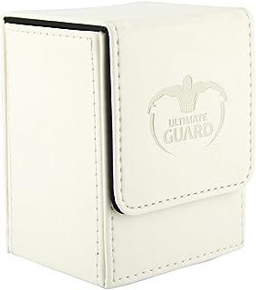 Ultimate Guard Deck Box, Leather White