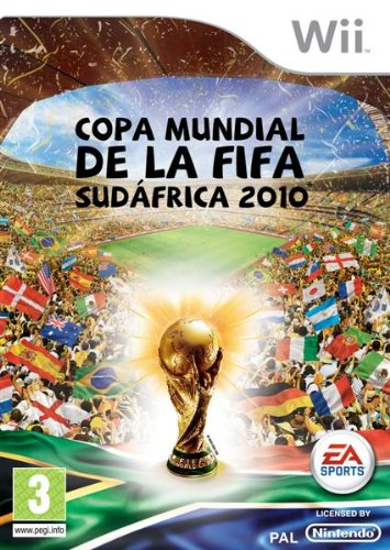 Electronic Arts  FIFA World Cup South Africa 2010, Wii