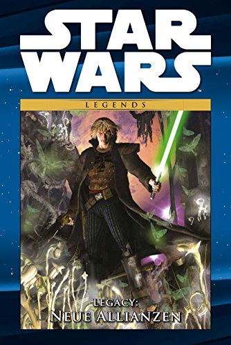 Star Wars Comic-Kollektion: Bd. 39: Legacy: Neue Allianzen