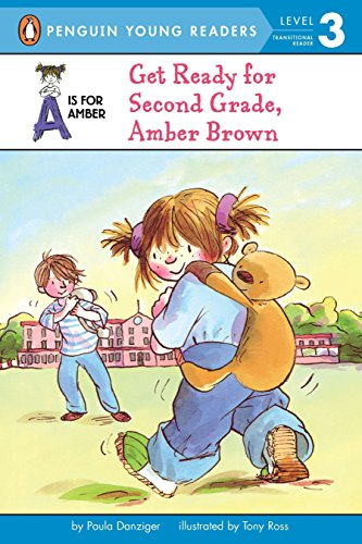 Get Ready for Second Grade, Amber Brown (Welcoming Activity For The First Day Of School)
