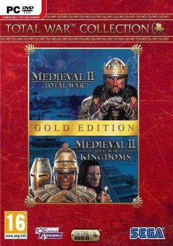 Medieval 2 total war - Gold edition [FR Import]