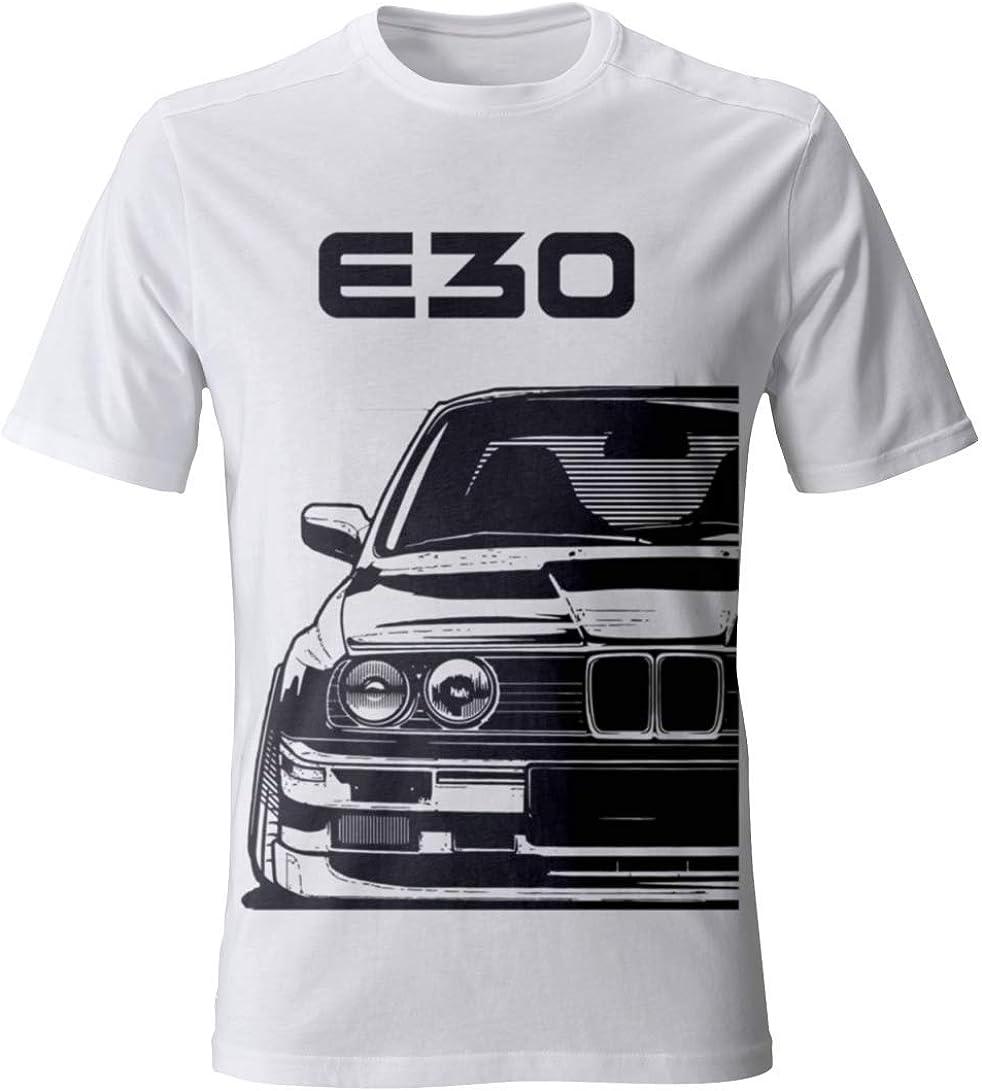 E30 M3 Street Style Herren T Shirt Bekleidung