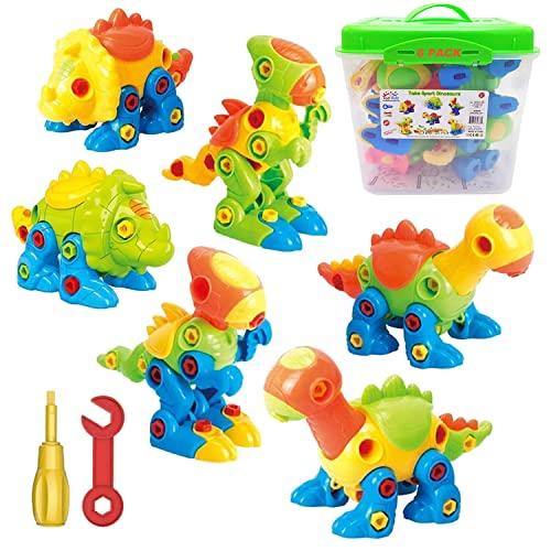 ToyVelt Dinosaur Take Apart Stem Toys...