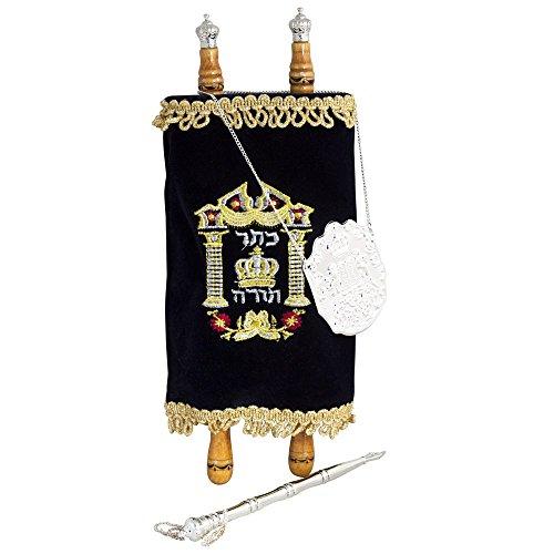 Chagim Yerushalayim Complete Large Torah Scroll