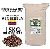Cacao Venezuela Delta - Nibs De Cacao · Origen Venezuela · 15kg - Calidad Premium