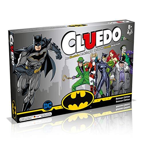 Cluedo Batman