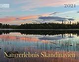 Skandinavien Kalender 2021 | Wandkalender Skandinavien/Nordeuropa/Schweden/Norwegen/Dänemark im Großformat (58 x 45,5 cm)