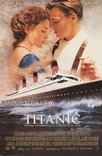 Best titanic movie poster original Reviews