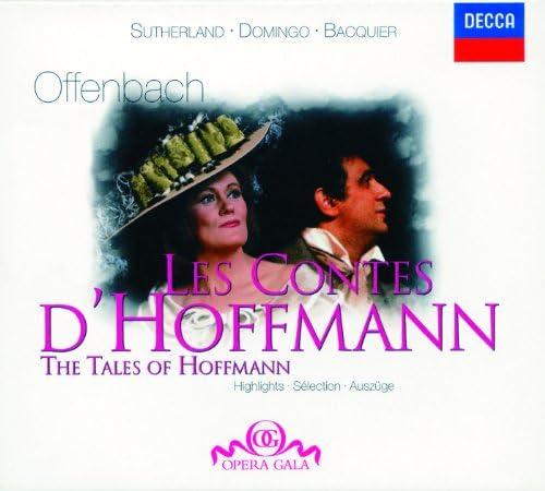 Plácido Domingo, Dame Joan Sutherland, Gabriel Bacquier, L'Orchestre de la Suisse Romande & Richard Bonynge