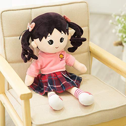 Ragdoll Puppe süß schlafend halten kleines Mädchen Plüschtier Mädchen Puppe Prinzessin Kind...