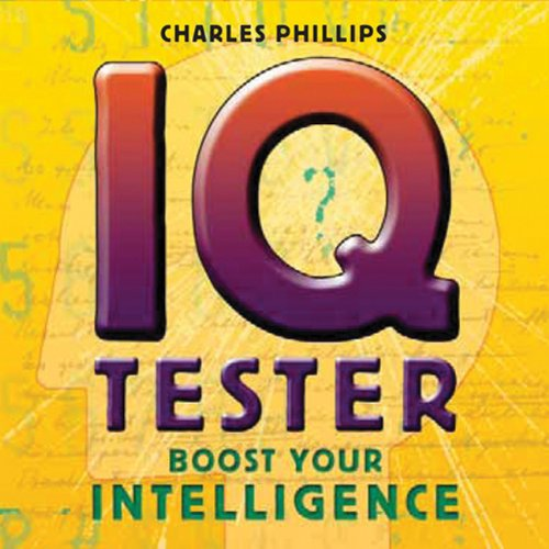 IQ Tester Box: Boost Your Intelligence (Book in a Box)