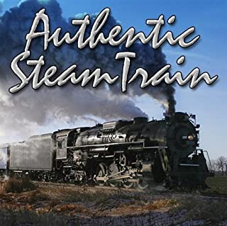 Steam Train Shoveling Coal and Stoking Firebox / Engine Cab