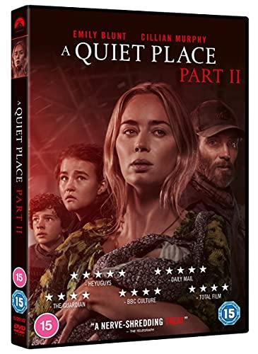 A Quiet Place Part II [DVD] [2021]