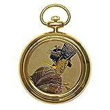 Urushi Makie orologio da tasca Joga Hishikawa Moronobu da bellezza