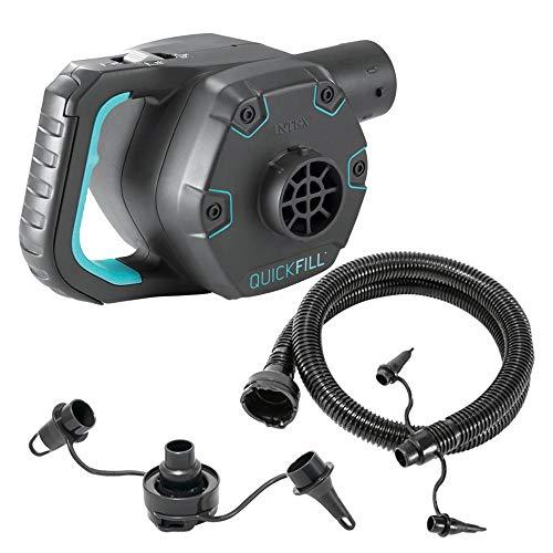 Intex Bomba Electrica Quick Fill 220-240v Invertible 2 Velocidades