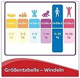 Huggies Windeln Ultra Comfort Baby Größe 5 Monatsbox, 1er Pack (1 x 126 Stück) - 7