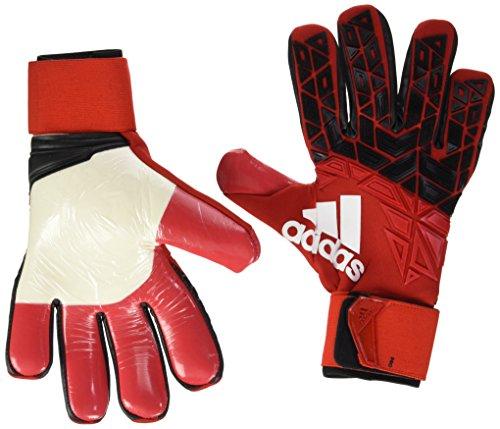 adidas Erwachsene Ace Trans Pro Torwarthandschuhe, mehrfarbig (red/Core black/White),11.5