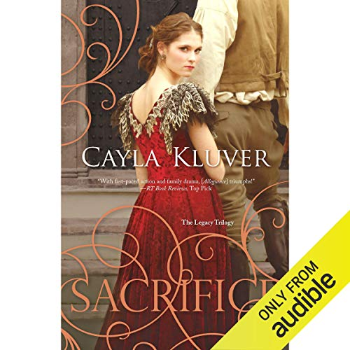Sacrifice Audiobook By Cayla Kluver cover art