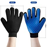 OMorc 2PCS Pet Bürste Handschuh - 2