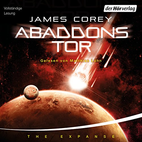 Abaddons Tor audiobook cover art