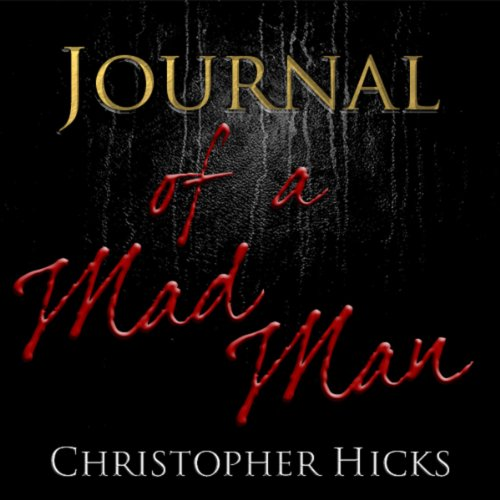 Journal of a Madman audiobook cover art