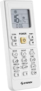 STEREN Control Remoto Universal para Aire Acondicionado | rm-505
