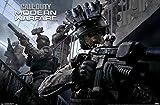 Trends International Call of Duty: Modern Warfare - Co-Op Wall Poster, 22.375' x 34', Premium Unframed Version