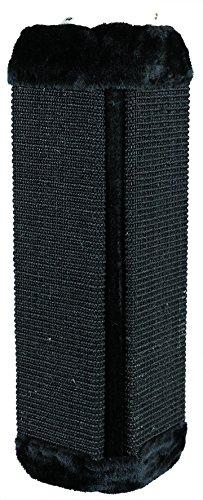 Trixie 43437 Kratzbrett für Zimmerecken, 32 × 60 cm, schwarz/schwarz