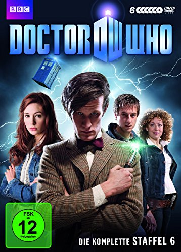 Doctor Who - Staffel 6 (6 DVDs)