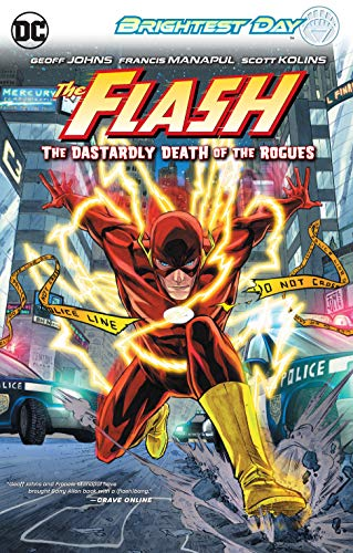The Flash Vol. 1: The Dastardly Death of the Rogues: Brightest Day (Flash (DC Comics Unnumbered))