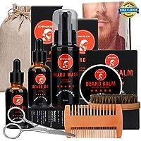 Sminiker Beard Grooming Kit for Men