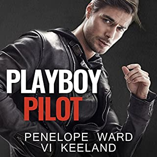 Playboy Pilot audiobook cover art
