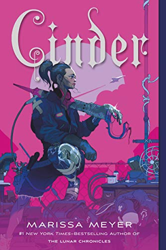 Amazon.com: Cinder (The Lunar Chronicles Book 1) eBook: Meyer ...