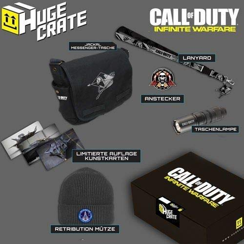 Diverse MERC Call of Duty Infinite Huge Crate Call of Duty Infinite