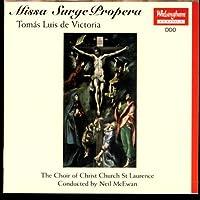 Victoria:Missa Surge Propera