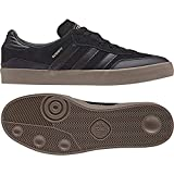 adidas Busenitz Vulc RX, Chaussures de Gymnastique Homme, Noir Core Black/gum5, 48...