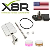 X8R DISA VALVE ALUMINIUM FLAP REPAIR KIT FOR M54 3.0L ENGINE COMPATIBLE WITH BMW E46 1999-ON 330Ci 330i 330xi DISA M54 3.0L PETROL ENGINE PART # X8R42