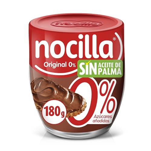 Nocilla 0% zuccheri aggiunti con Stevia 190 g