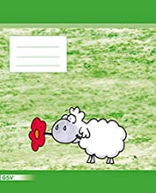 "Ringordner Ringbuch Zeugnisordner ""Edgar, das Schaf"""