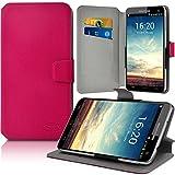 KARYLAX Universal M Card Holder Case Pink for Umidigi Z1