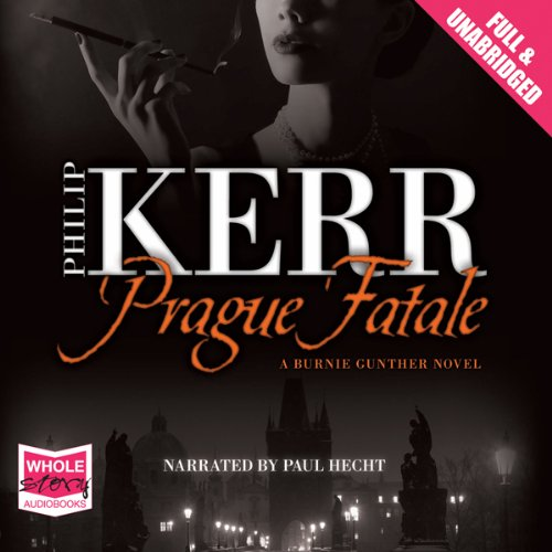 Prague Fatale cover art