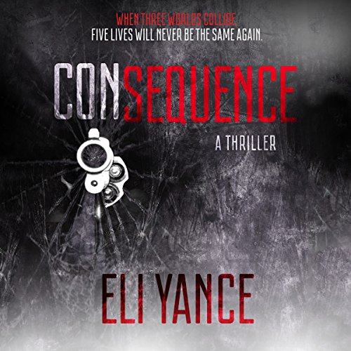 Consequence audiobook cover art