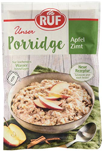 RUF Porridge Apfel Zimt, 65 g, 11855
