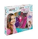 Alex Spa Glitzy Locks Hair Sparkle Girls Fashion Activity
