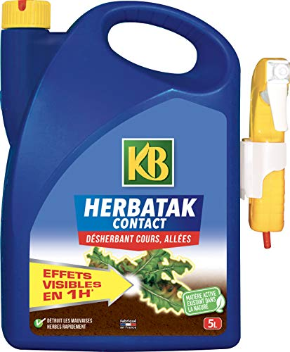 KB Désherbant Herbatak Contact, 5L