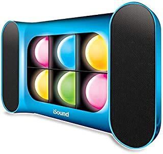iGlowSound Pro Bluetooth Rechargeable Speaker - Blue
