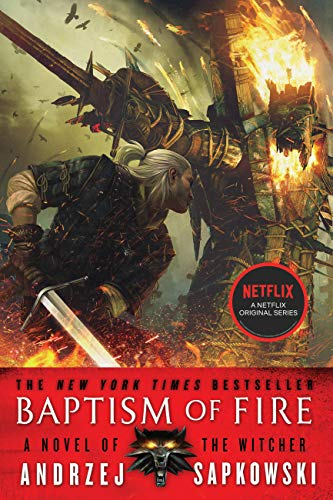 Baptism of Fire (The Witcher Book 3) (English Edition)