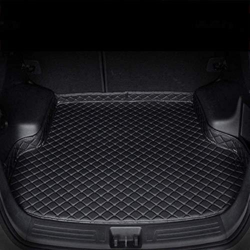 Uspick Auto-Kofferraummatte, for Mercedes Benz W176 A-Klasse A160 A180 A200 A220 A250 A260 Auto-Kofferraum Matten Fracht Liner spezielle Teppiche Auto-Styling ca (Color : Black)