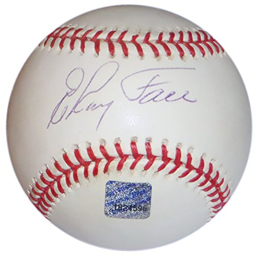"""ROY FACE SIGNED """"ELROY FACE"""" 2001 ARCHIVES RESERVE BEST YEARS TOPPS MLB BASEBALL"""