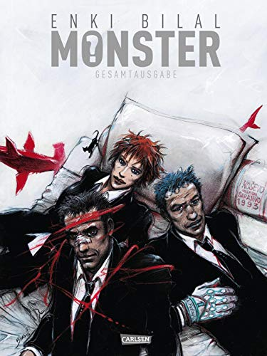 Monster Gesamtausgabe